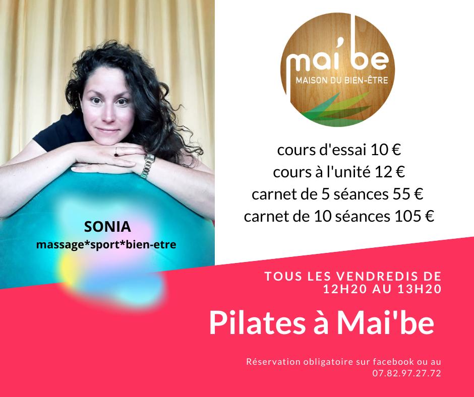Sonia VALENTOVA Pilates