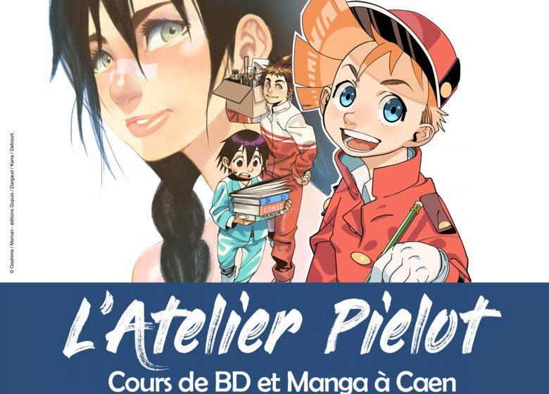 L'atelier PIELOT - Cours de BD et Manga